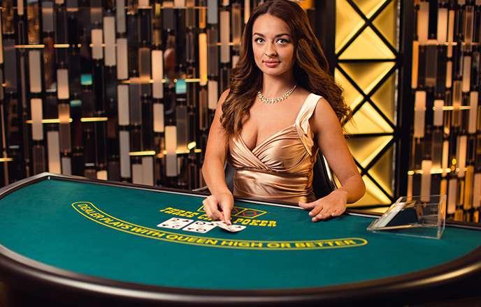 Triple Card Poker